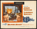 "Movie Posters:Action, Blood Alley (Warner Brothers, 1955). Half Sheet (22"" X 28""). Action.. ..."
