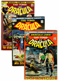 Bronze Age (1970-1979):Horror, Tomb of Dracula Group (Marvel, 1972-79) Condition: AverageVG/FN.... (Total: 43 Comic Books)