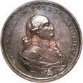 Mexico, Mexico: Carlos IV silver Proclamation Medal 1790,...