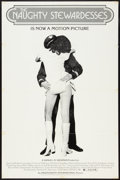 """Movie Posters:Sexploitation, Naughty Stewardesses Lot (Independent International Pictures,1973). One Sheets (3) (27"""" X 41""""). Sexploitation.. ... (Total: 3Items)"""