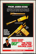 "Movie Posters:James Bond, The Man with the Golden Gun (United Artists, 1974). One Sheet (27"" X 41""). Advance. James Bond.. ..."