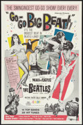 "Movie Posters:Rock and Roll, Go-Go Big Beat (El Dorado Films, 1965). One Sheet (27"" X 41"") andPhotos (4) (8"" X 10""). Rock and Roll.. ... (Total: 5 Items)"