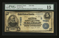 National Bank Notes:Texas, Garland, TX - $5 1902 Plain Back Fr. 603 The State NB Ch. # (S)7989. ...
