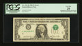 Error Notes:Major Errors, Fr. 1911-K $1 1981 Federal Reserve Note. PCGS Very Fine 25.. ...