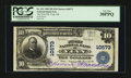 National Bank Notes:Oklahoma, Vian, OK - $10 1902 Plain Back Fr. 631 The First NB Ch. # 10573. ...