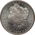1878-S $1 MS66 NGC. NGC Census: (464/31). PCGS Population (501/21). Mintage: 9,774,000. Numismedia Wsl. Price for proble...