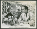"Movie Posters:Comedy, George Raft and Dolores Costello Barrymore in ""Yours for the Asking"" (Paramount, 1936). Photos (10) (8"" X 10""). Comedy.. ... (Total: 10 Items)"