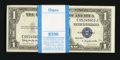 Small Size:Silver Certificates, Fr. 1618 $1 1935H Silver Certificates. Ninety Eight Consecutive Examples. Choice Crisp Uncirculated.. ... (Total: 98 notes)