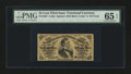 Fractional Currency:Third Issue, Fr. 1292 25¢ Third Issue PMG Gem Uncirculated 65 EPQ....