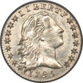 Early Half Dimes, 1795 H10C MS62 PCGS....