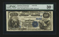 National Bank Notes:Kentucky, Stanford, KY - $10 1882 Value Back Fr. 577 The Lincoln County NBCh. # (S)5132. ...