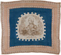 Political:Textile Display (pre-1896), Zachary Taylor: One of the Finest Known Silk Bandannas for This Difficult Candidate. ...