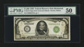 Small Size:Federal Reserve Notes, Fr. 2210-E $1000 1928 Federal Reserve Note. PMG About Uncirculated 50.. ...