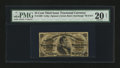 Fractional Currency:Third Issue, Fr. 1299 25¢ Third Issue PMG Very Fine 20 Net....