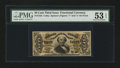 Fractional Currency:Third Issue, Fr. 1325 50¢ Third Issue Spinner PMG About Uncirculated 53 EPQ....