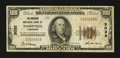 National Bank Notes:Tennessee, Nashville, TN - $100 1929 Ty. 1 The American NB Ch. # 3032. ...
