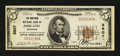 National Bank Notes:Wisconsin, Ashland, WI - $5 1929 Ty. 1 The Northern NB Ch. # 3607. ...