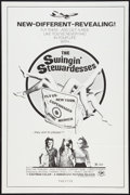 "Movie Posters:Sexploitation, The Swingin' Stewardesses Lot (Hemisphere Pictures, 1972). OneSheets (2) (27"" X 41""). Sexploitation.. ... (Total: 2 Items)"