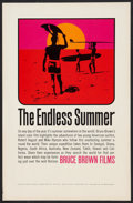 """Movie Posters:Sports, The Endless Summer (Bruce Brown Films, 1966). Poster (11"""" X 17""""). Sports.. ..."""
