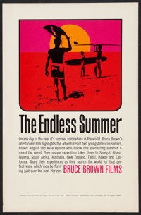 "The Endless Summer (Bruce Brown Films, 1966). Poster (11"" X 17""). Sports"
