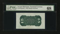 Fractional Currency:Third Issue, Fr. 1272SP 15¢ Third Issue Green Back PMG Superb Gem Unc 68....