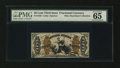 Fractional Currency:Third Issue, Fr. 1356 50¢ Third Issue Justice PMG Gem Uncirculated 65 EPQ....
