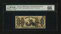 Fractional Currency:Third Issue, Fr. 1361 50¢ Third Issue Justice PMG Gem Uncirculated 66 EPQ....