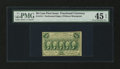 Fractional Currency:First Issue, Fr. 1311 50¢ First Issue PMG Choice Extremely Fine 45 EPQ....