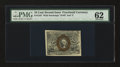 Fractional Currency:Second Issue, Fr. 1247 10¢ Second Issue PMG Uncirculated 62....