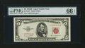 Small Size:Legal Tender Notes, Fr. 1534* $5 1953B Legal Tender Note. PMG Gem Uncirculated 66 EPQ.. ...
