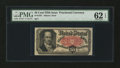 Fractional Currency:Fifth Issue, Fr. 1381 50¢ Fifth Issue PMG Uncirculated 62 EPQ....