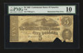 Confederate Notes:1863 Issues, T60 $5 1863 PF-6.. ...