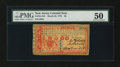 Colonial Notes:New Jersey, New Jersey March 25, 1776 £6 PMG About Uncirculated 50....