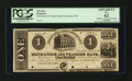 Obsoletes By State:Ohio, Cincinnati, OH- Mechanics & Traders Bank $1 Haxby UNL Wolka0551-01 Proof. ...