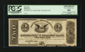 Obsoletes By State:Ohio, Cincinnati, OH- Mechanics & Traders Bank $2 Haxby UNL Wolka0551-03 Proof. ...