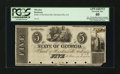 Obsoletes By State:Georgia, Hawkinsville, GA- Bank of Hawkinsville $5 G24 (?) Proof. ...