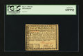 Colonial Notes:Massachusetts, Massachusetts May 5, 1780 $20 PCGS Choice New 63PPQ....