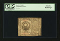 Colonial Notes:Continental Congress Issues, Continental Currency November 2, 1776 $30 PCGS Choice New 63PPQ....