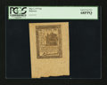 Colonial Notes:Delaware, Delaware May 1, 1777 6d PCGS Superb Gem New 68PPQ....