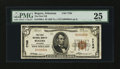 National Bank Notes:Arkansas, Rogers, AR - $5 1929 Ty. 1 The First NB Ch. # 7789. ...