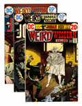 Bronze Age (1970-1979):Western, Weird Western Tales Group (DC, 1973-77) Condition: Average VF.... (Total: 23 Comic Books)