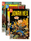 Bronze Age (1970-1979):Western, Jonah Hex Group (DC, 1978-79) Condition: Average VF.... (Total: 20 Comic Books)