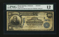 National Bank Notes:Arkansas, Siloam Springs, AR - $10 1902 Date Back Fr. 620 The First NB Ch. # (S)9871. ...