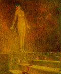 Paintings, LOUIS ICART (French, 1888-1950). Salome, c. 1920. Oil on canvas. 28 x 23 in.. Signed lower left. ...
