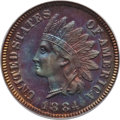 Proof Indian Cents: , 1884 1C PR66 Red and Brown PCGS. PCGS Population (41/16). NGC Census: (54/10). Mintage: 3,942. Numismedia Wsl. Price for pr...