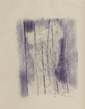 Texas:Early Texas Art - Modernists, WILLIAM KELLY FEARING (American, b. 1918). Prisoner, 1948.Mixed media on paper. 11 x 8-1/2 inches (27.9 x 21.6 cm). Sig...