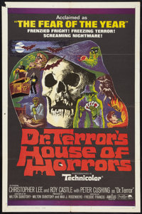 """Dr. Terror's House of Horrors (Paramount, 1965). One Sheet (27"""" X 41""""). Horror"""