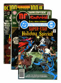 Bronze Age (1970-1979):Miscellaneous, DC Specials and 100-Page Comics Group (DC, 1970s).... (Total: 8Comic Books)