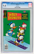 Bronze Age (1970-1979):Cartoon Character, Walt Disney's Comics and Stories #462 (Gold Key, 1979) CGC NM/MT9.8 White pages....