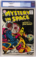 Silver Age (1956-1969):Science Fiction, Mystery in Space #46 River City pedigree (DC, 1958) CGC VF/NM 9.0Off-white pages....